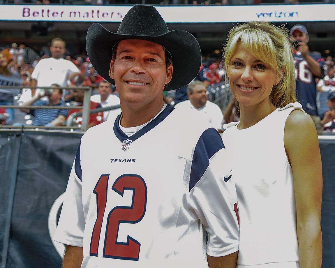 Houston Texans vs. Kansas City Chiefs on Sept. 13, 2015 at NRG Stadium in Houston.