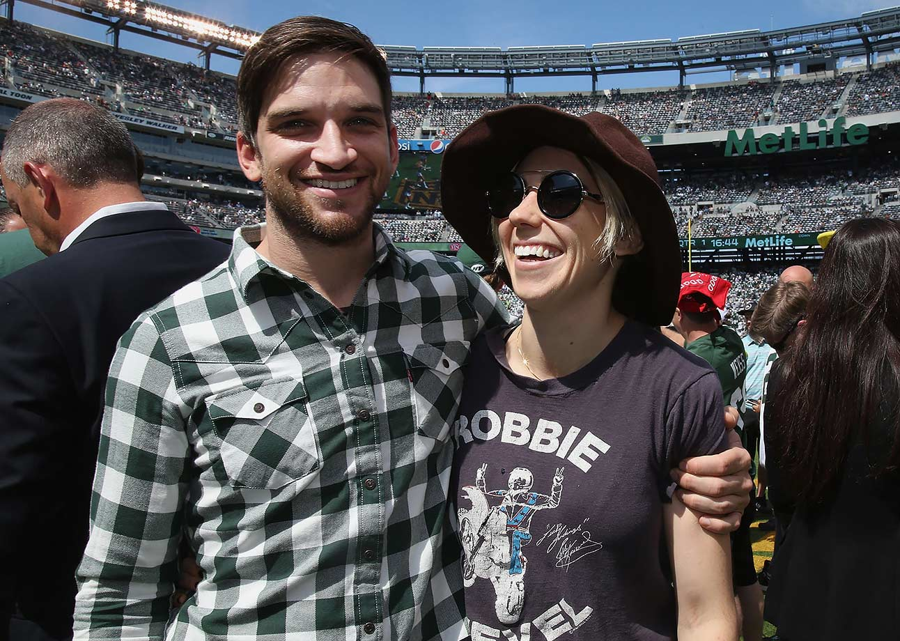 New York Jets vs. Cleveland Browns on Sept. 13, 2015 at MetLife Stadium in East Rutherford, N.J.