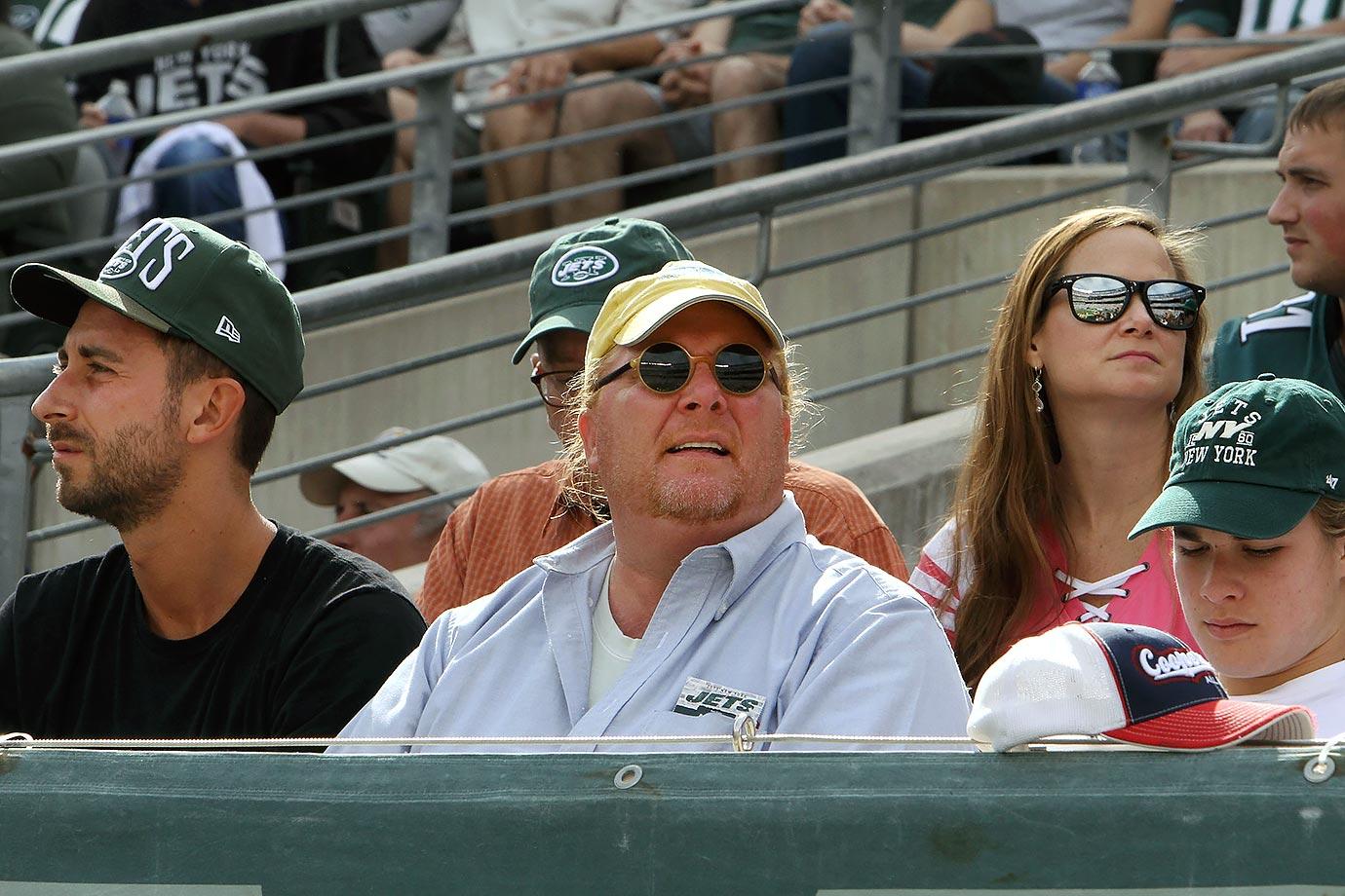 New York Jets vs. Philadelphia Eagles on Sept. 27, 2015 at MetLife Stadium in East Rutherford, N.J.