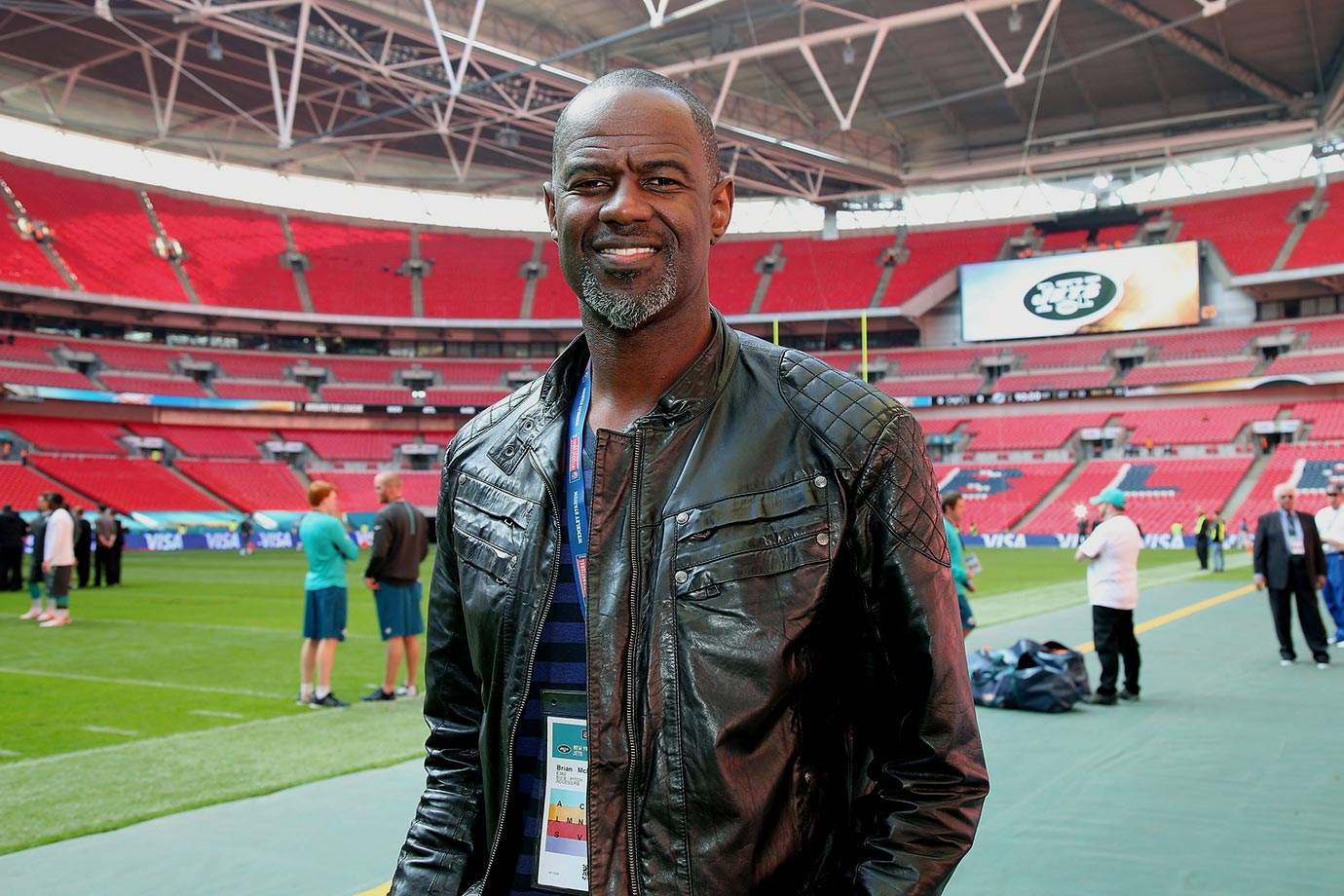 Miami Dolphins vs. New York Jets on Oct. 4, 2015 at Wembley Stadium in London.