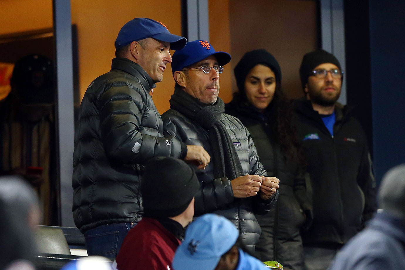 October 18, 2015: New York Mets vs. Chicago Cubs at Citi Field in New York —National League Championship Series, Game 2