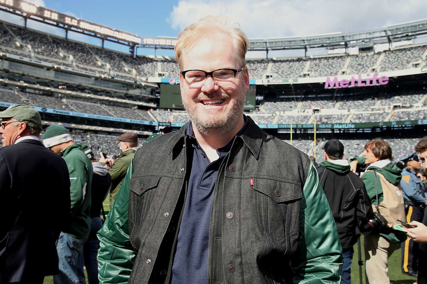 New York Jets vs. Washington Redskins on Oct. 18, 2015 at MetLife Stadium in East Rutherford, N.J.