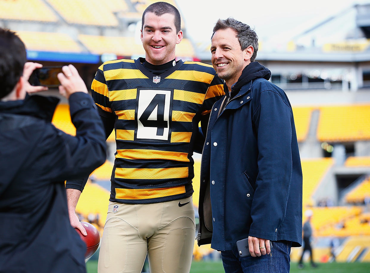 Pittsburgh Steelers vs. Cincinnati Bengals on Nov. 1, 2015 at Heinz Field in Pittsburgh.