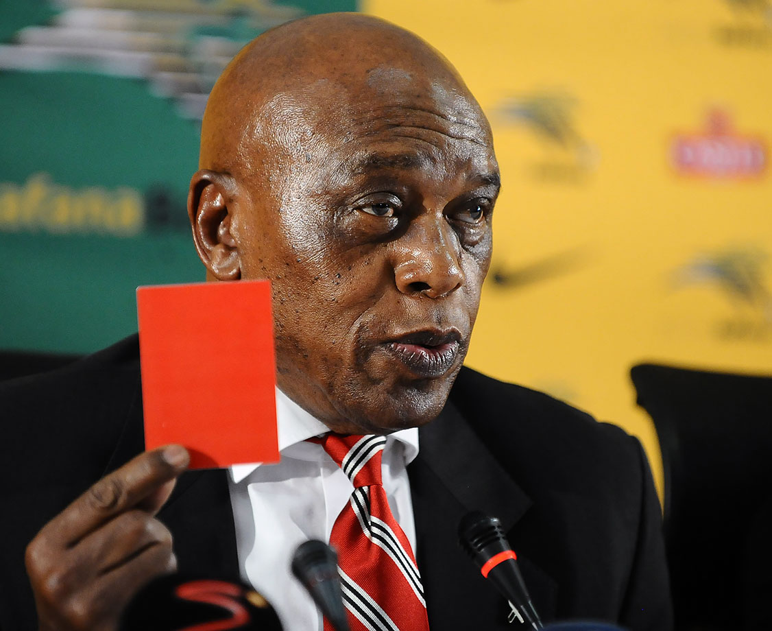 The latest candidate for president of FIFA is a former political prisoner turned multimillionaire from South Africa named Tokyo Sexwale.