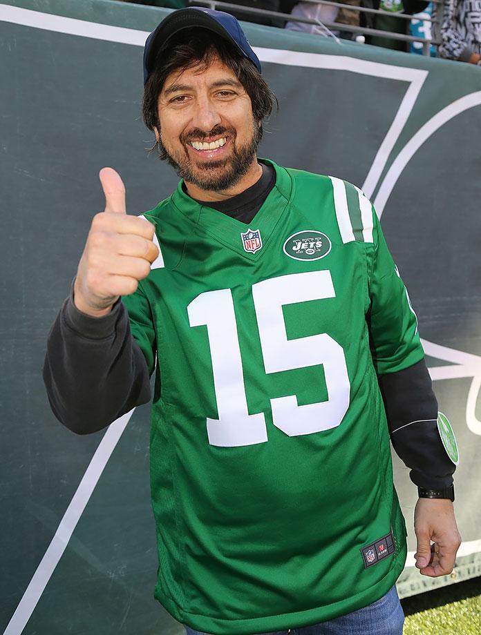 New York Jets vs. Jacksonville Jaguars on Nov. 8, 2015 at MetLife Stadium in East Rutherford, N.J.