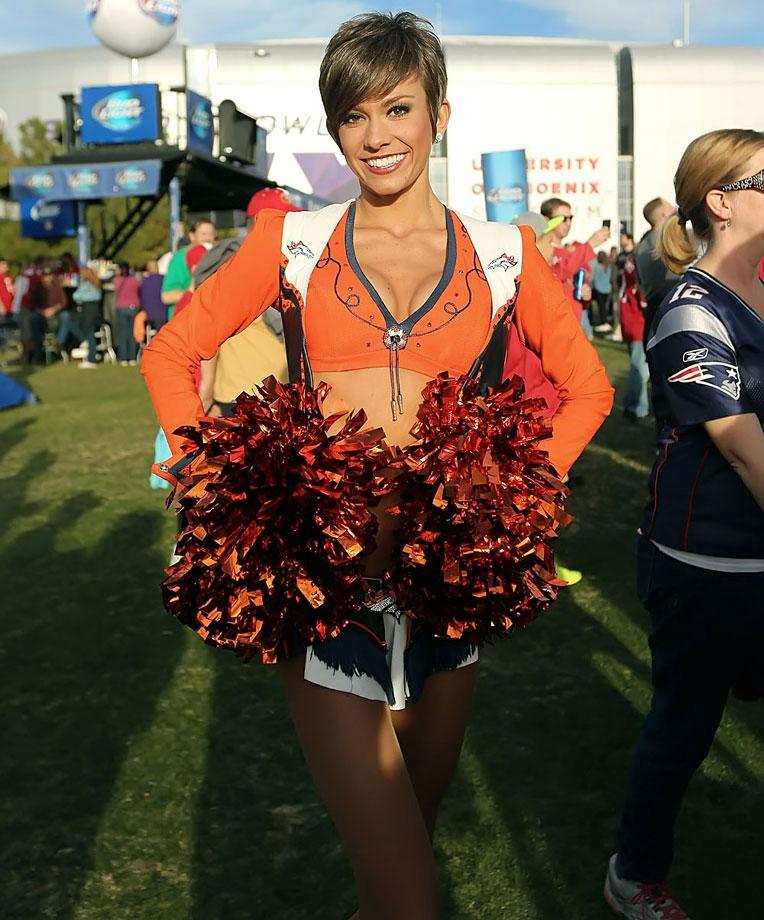 Sam Boik On Twitter: NFL Pro Bowl Cheerleaders