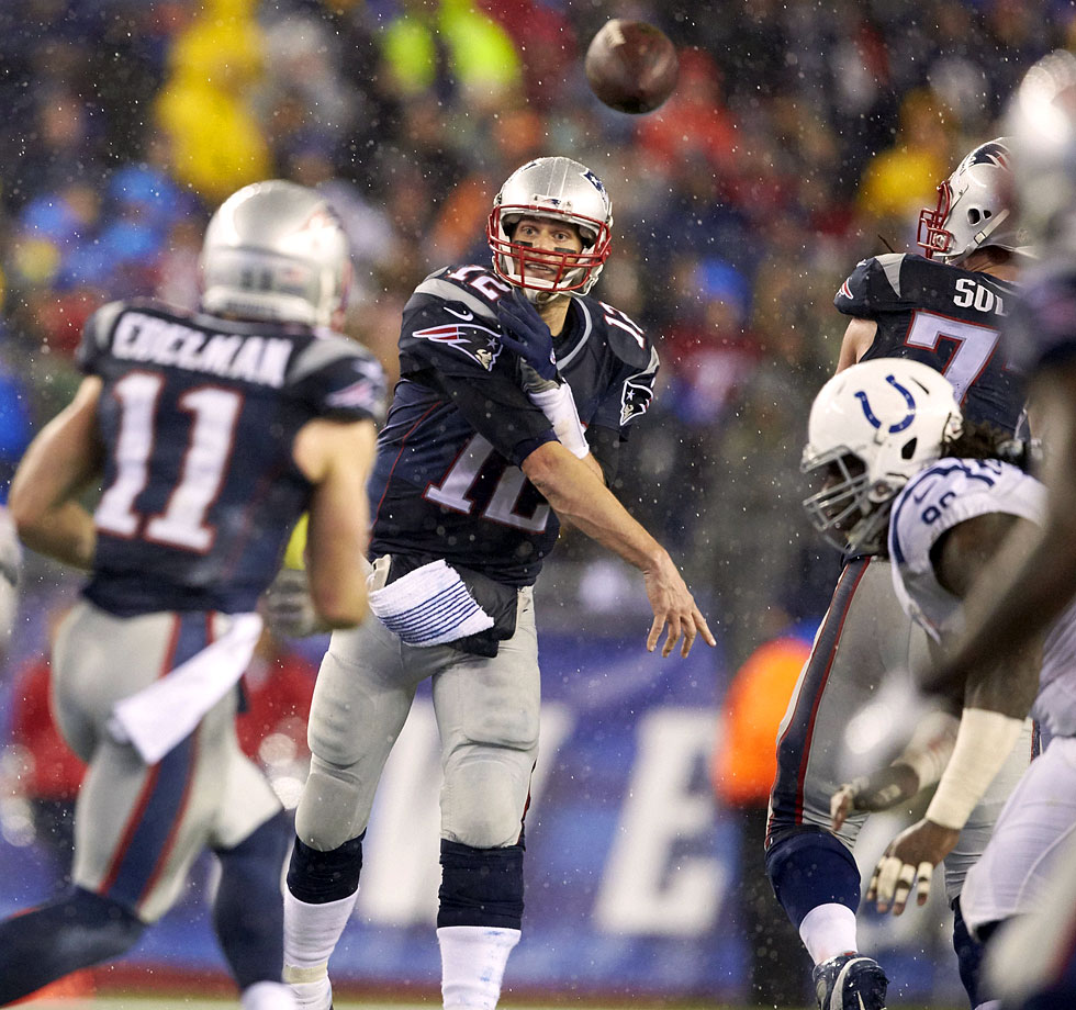 With commissioner Roger Goodell refusing to reduce Tom Brady's four-game suspension for his role in the Patriots using deliberately deflated footballs in the 2014 AFC Championship Game, here's a look back at Brady and controversy.