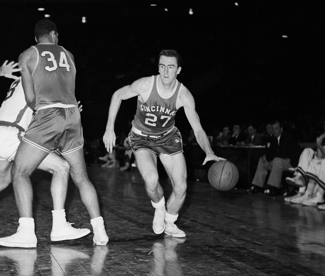 A six-time All-Star, Twyman scorched opponents in the late 1950s and early 1960s, averaging 19.2 points per game during his 11-year career. He hung 31.2 points per game in the 1959-60 season. Twyman trails only Oscar Robertson for most career points in franchise history. The Royals are now the Sacramento Kings. — Runners-up: John Johnson, Joe Caldwell