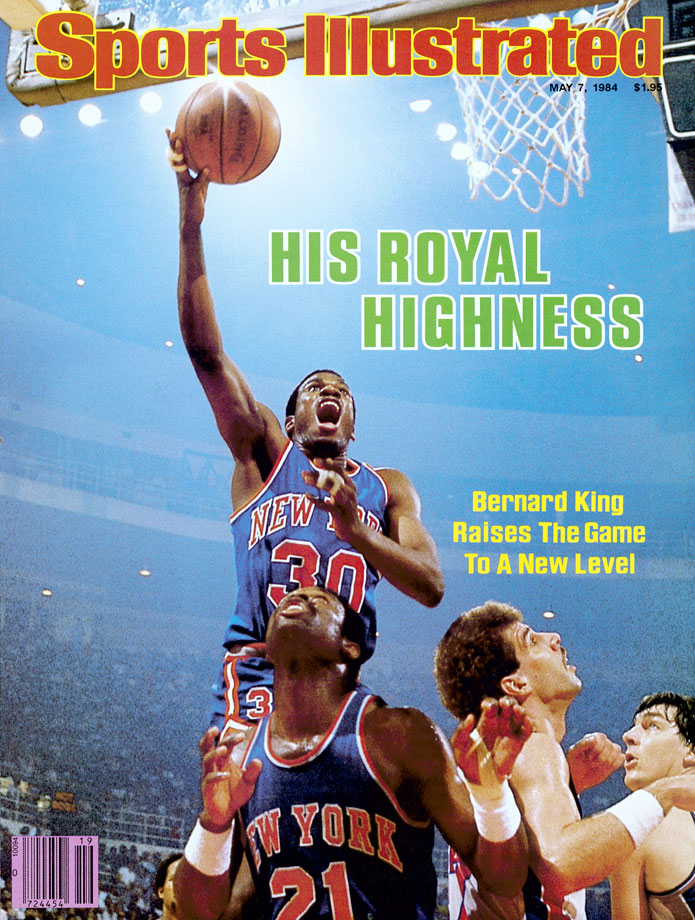 A tremendous athlete and gifted scorer, King came into the league averaging 24.2 points per game as a rookie and went on to become one of the most dominant offensive forwards of the '80s. A torn ACL in 1985 sidelined him for more than a year, and he was never quite the same—although he put together a strong comeback at the end of his career, with an impressive 28.4 points at age 34 in his second-to-last season. — Runner-up: Stephen Curry
