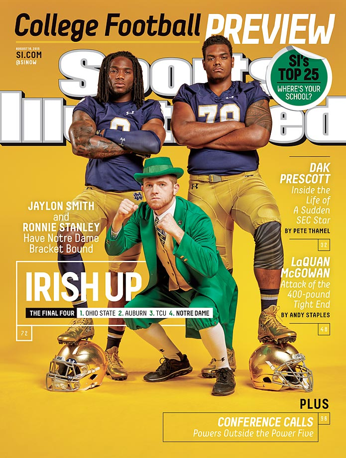 August 10, 2015 | Despite a new starting quarterback, Notre Dame looks like a contender entering the 2015 season.