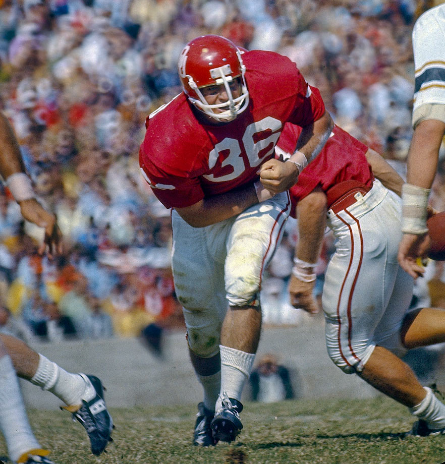 A two-time All-America, Owens was the second player in OU history to win the Heisman (1969). He scored 57 touchdowns, including 23 in 1969. — Runner-up: Chris Spielman, LB Ohio State (1984-87)