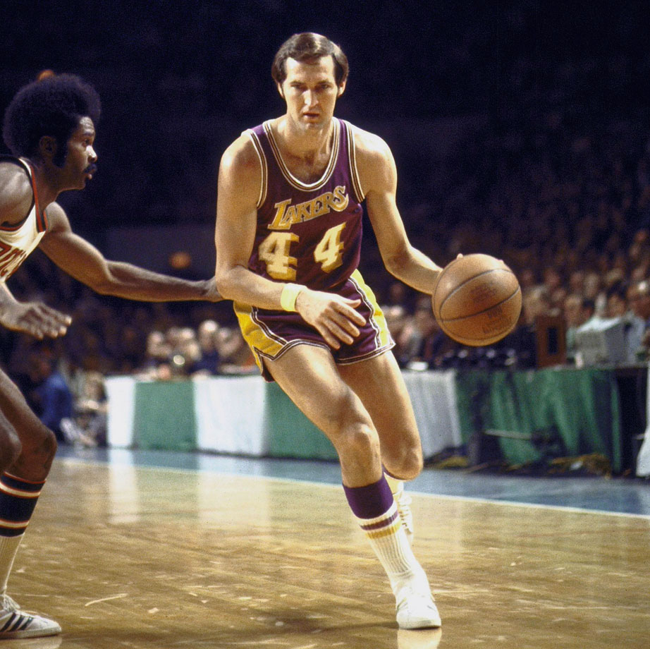 He's on the NBA logo and forever etched into its history as a player and executive. Jerry West was a 14-time All-Star and 1972 NBA champion, and lost in the historic romanticism and his efforts in the Lakers' front office is the fact that he straight up put the ball in the basket. With an average of 27 points per game over 14 seasons, all before the advent of the three point line, West's transcendence as a player is tough to argue against. — Runner-up: George Gervin