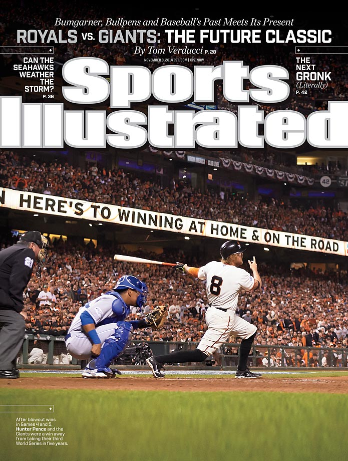November 3, 2014 | As the World Series comes to a close, the Giants and Royals try to play the kind of baseball that got them this far: playing stingy defense to go along with outstanding pitching.