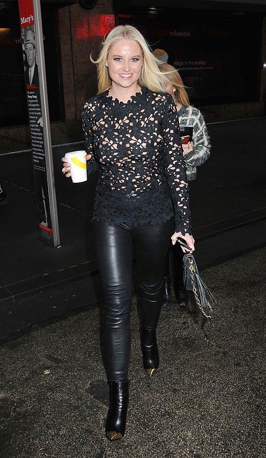 Genevieve Morton :: Demis Maryannakis/Star Max/GC Images