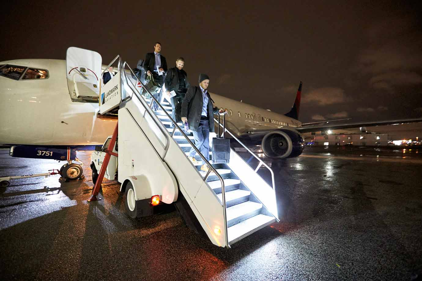The Capitals touch down at Toronto Pearson at 10:30 p.m. and head for their accommodations at the Ritz-Carlton on Wellington Street West, one of the poshest hotels used by NHL teams.