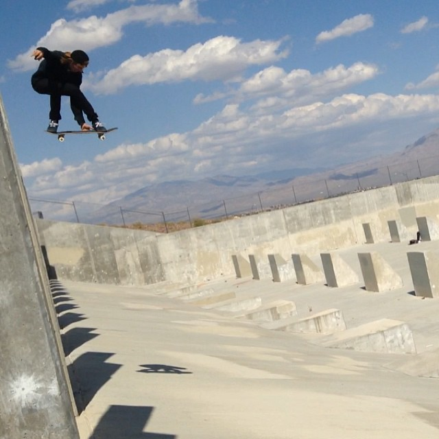 What's it like to follow in the footsteps of the most popular skateboarder in the history of the sport? It's got to be tough, but from the looks of things on Riley's Instagram account, life is good. To stay up-to-date with the life of Riley, you can follow him on Instagram @rileyhawk.