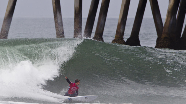 Julian Wilson at the US Open in 2012.