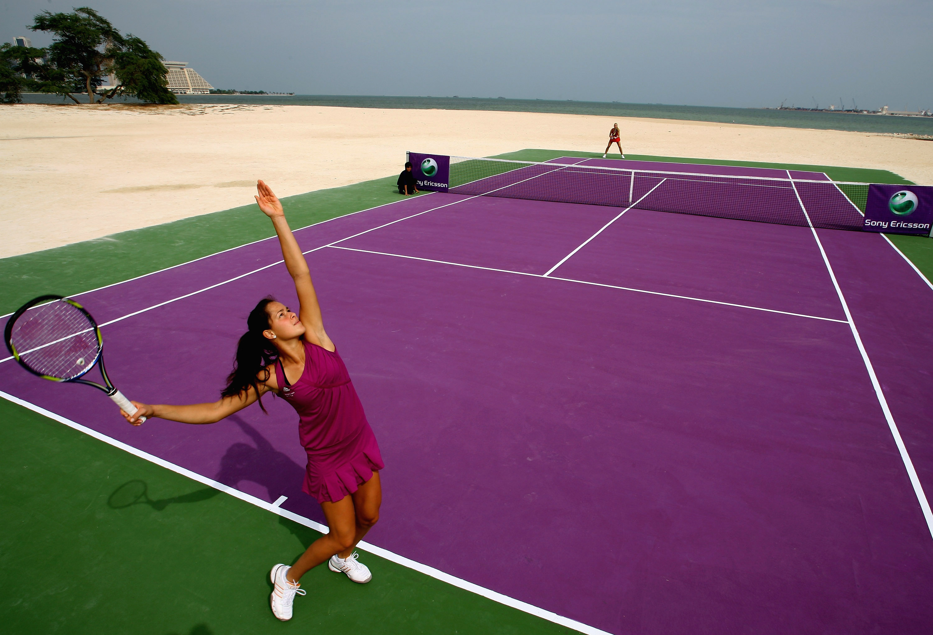 The tournament moves to Doha, Qatar for three years.