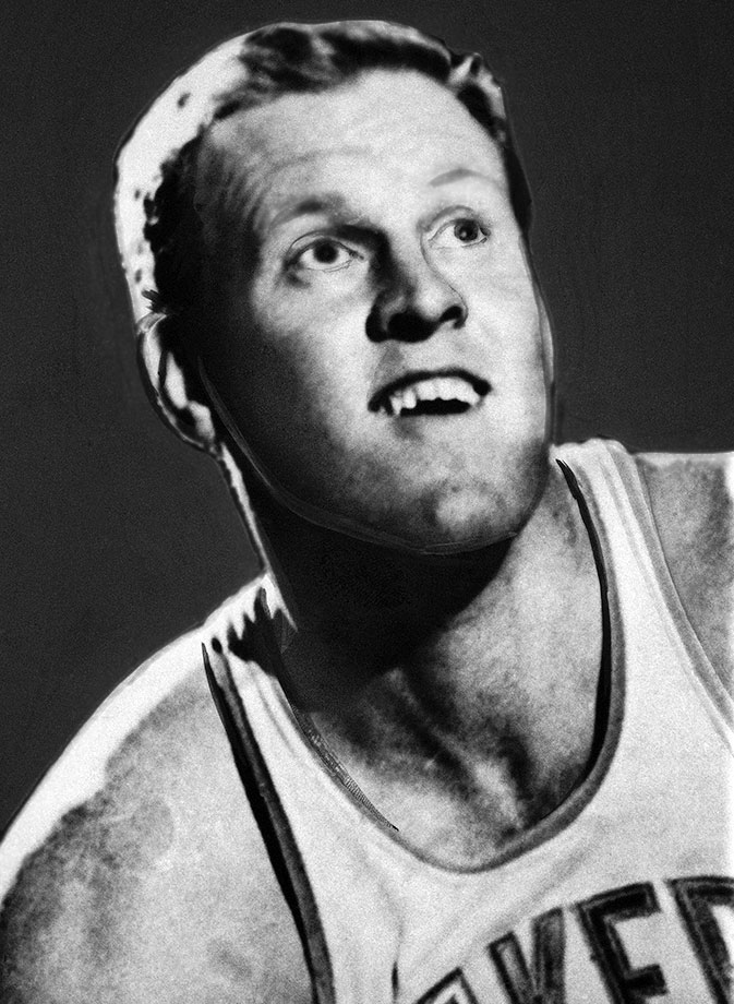 The ninth overall pick in the 1952 NBA draft, Lovellette wore No. 89 in his rookie season for the Minneapolis Lakers. A four-time All-Star, Lovellette averaged 17 points and 9.5 rebounds per game during his 11-year career. Lovellette was part of three NBA championship teams. — Runner-up: Louis Amundson
