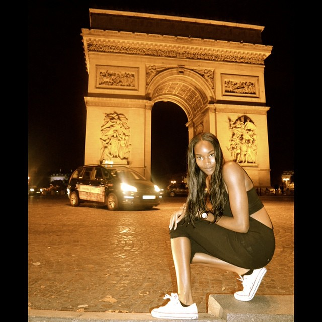 Magic Taken by @mataano #travelnoire #Paris