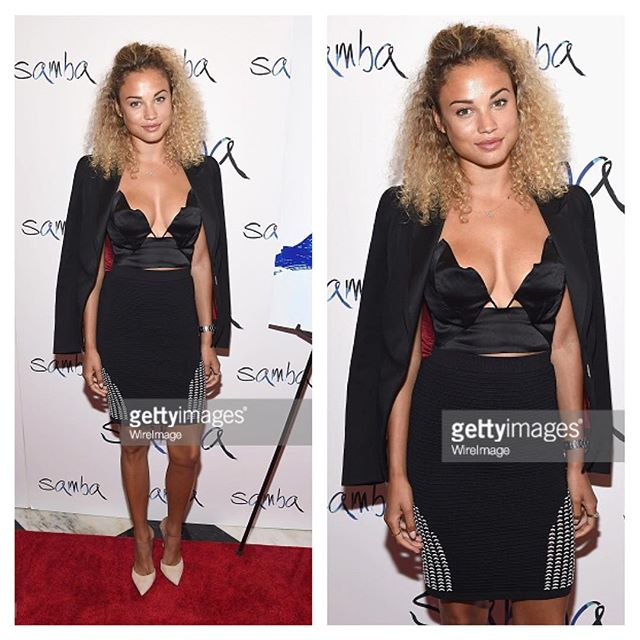 Yesterdays RedCarpet look for the Samba Premiere in NYC. Make-up/Hair and most importantly styling, all by meemoji hope I did a good job?