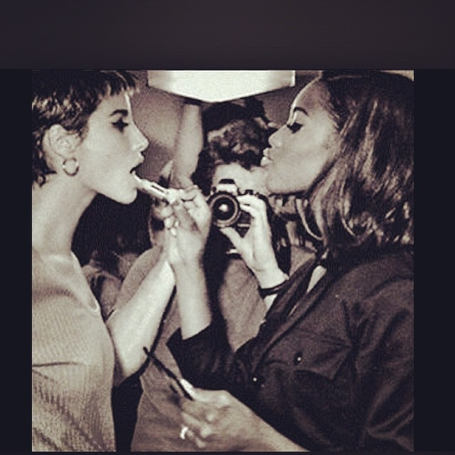 #Morning Loves !!! Ready for your #lipstick @cturlington