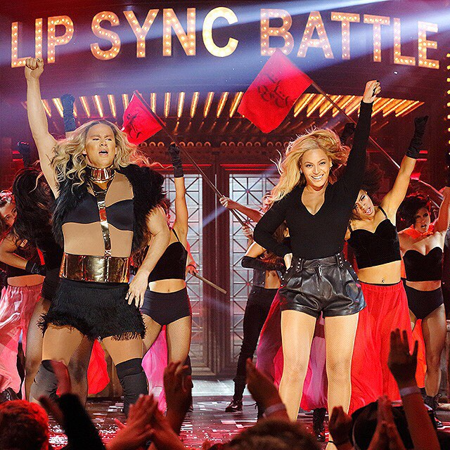 Channing Tatum as #Beyonce may or not be the greatest moment of 2016 thus far #LipSyncBattle | Spike
