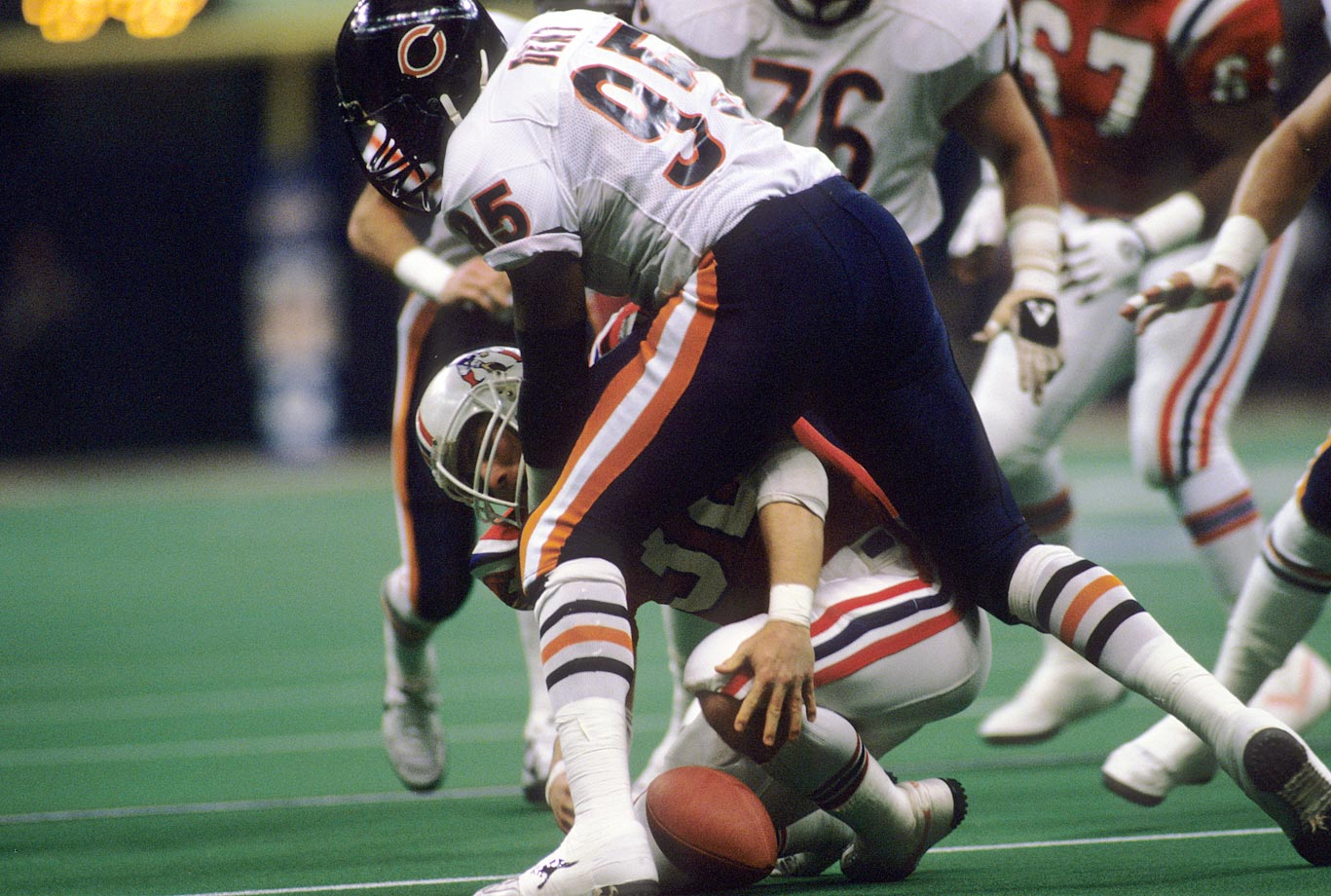An eighth-round pick out of Tennessee State, Dent rose to unexpected heights as one of the most important parts of Buddy Ryan's 46 defense in Chicago. He was the MVP of Super Bowl XX, and he was highly effective into his later years, amassing 12.5 sacks in 1993 at age 33. He finished his career with 137.5 sacks, four Pro Bowls and one first-team All-Pro mention.