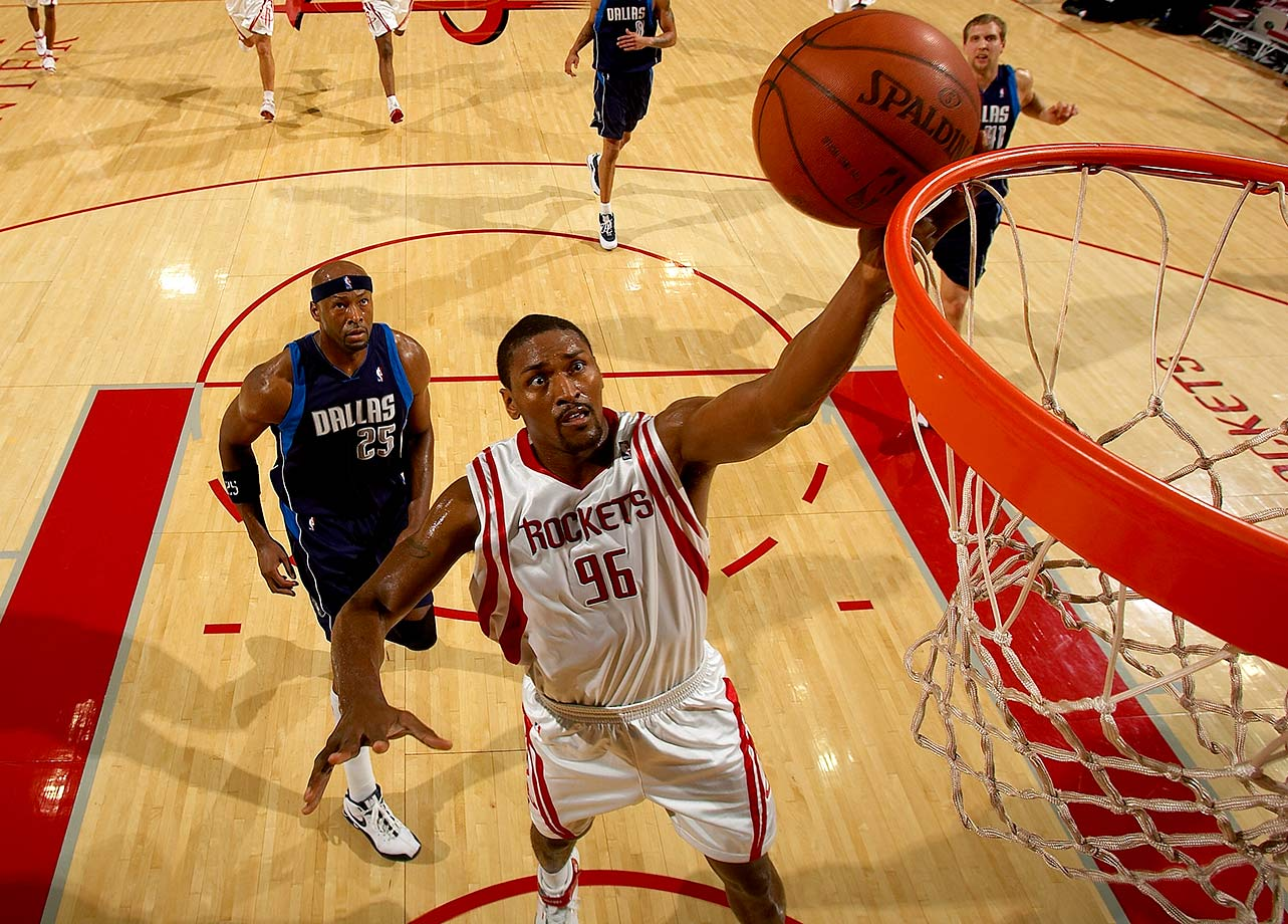 Not surpisingly, a player who donned seven different numbers in his career would appear twice on this list. Metta World Peace, then Ron Artest, wore No. 96 in the 2008-09 season with the Houston Rockets. He led the team in three-pointers and steals, finishing second in scoring behind Yao Ming. He won a title with the Los Angeles Lakers the following season.