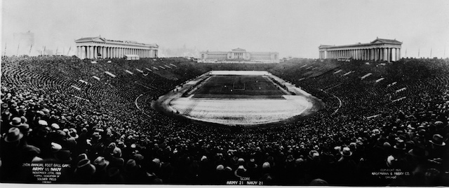 The Annual Army Vs. Navy Game | 1926
