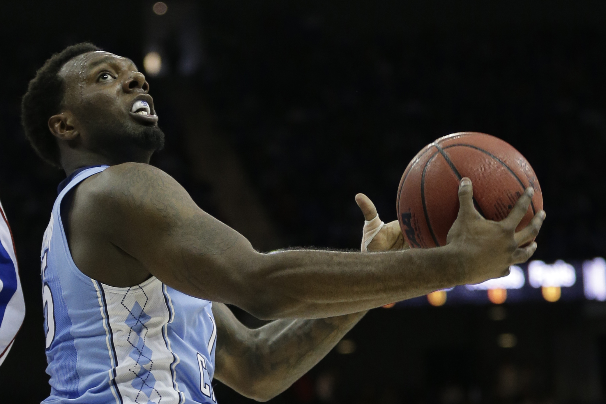 After two years at North Carolina, Hairston played for the Texas Legends in the NBA D-League and he scored in the top 30 in three events at the Draft Combine.