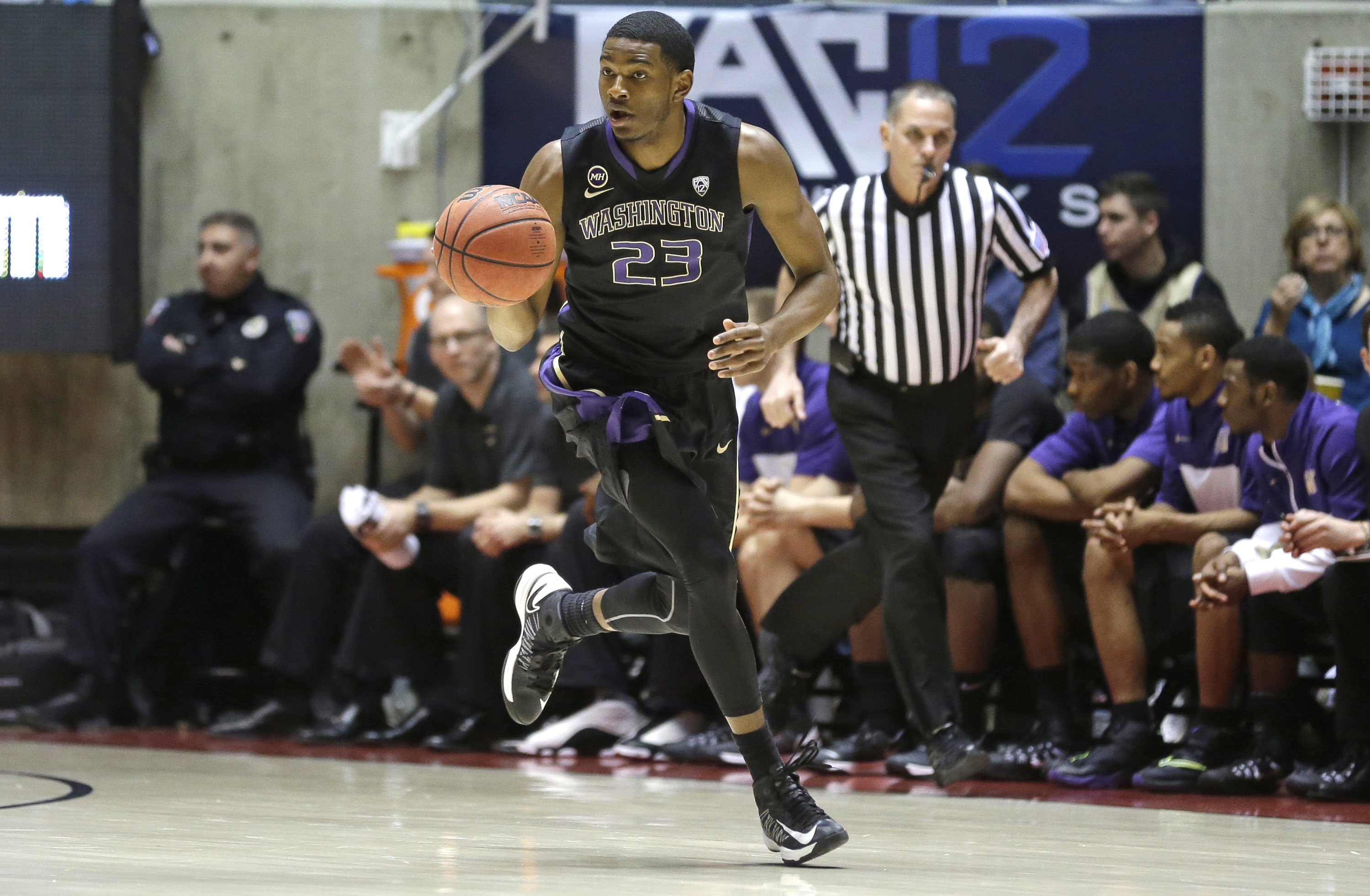 The Washington Huskies' senior placed in the top tier in all five events at the Draft Combine.