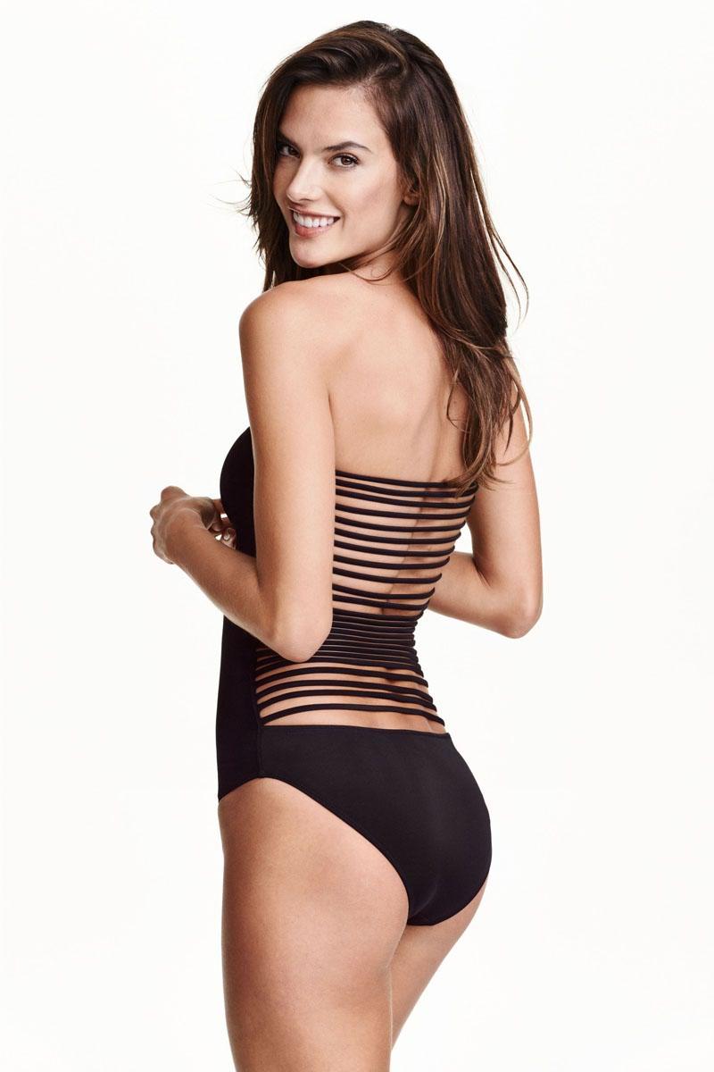 Alessandra Ambrosio :: H&M Swimwear