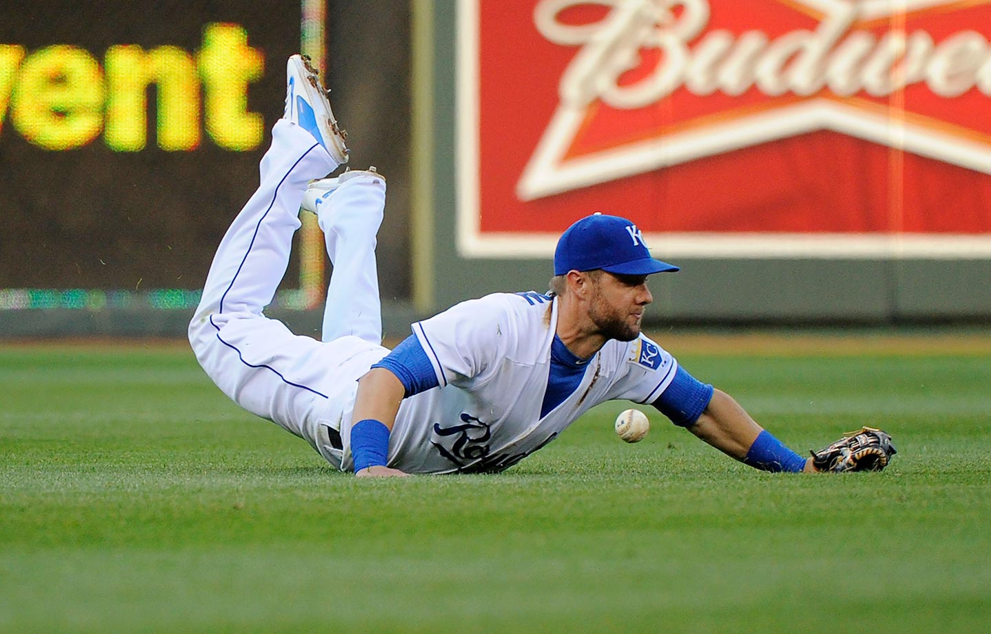 Alex Gordon,  May 2, 2015.