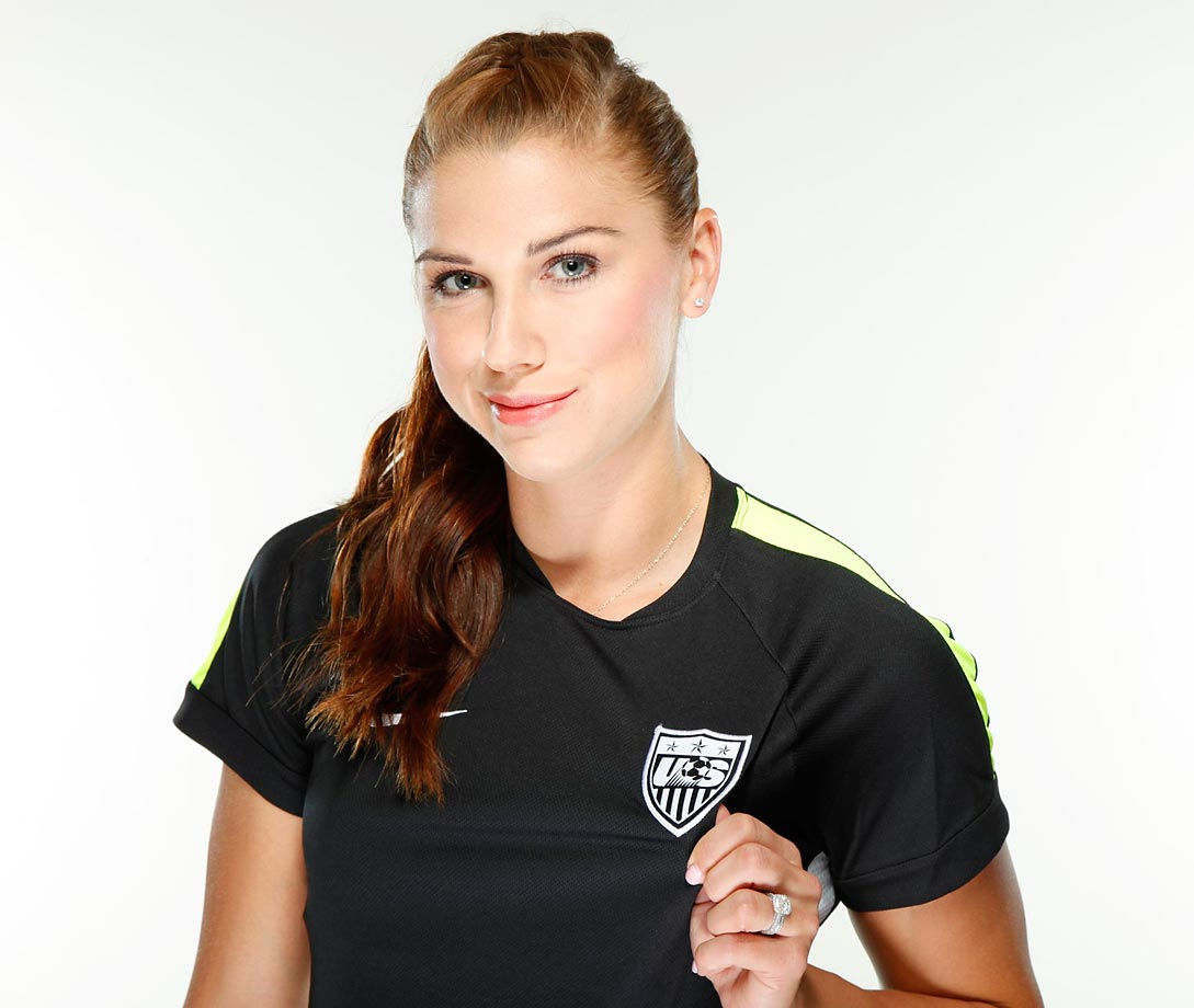 alex morgan - photo #3