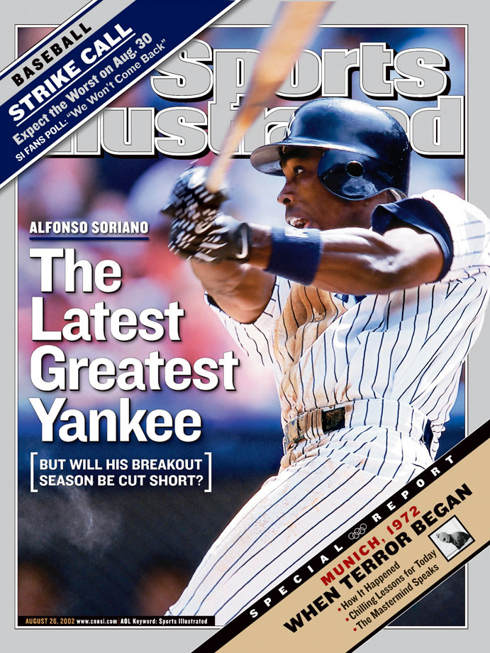 Soriano retired on Nov. 4 at the age of 38, bringing to an end a noteworthy career that included seven All-Star appearances, a 40/40 season, and 412 home runs. At his peak, Soriano possessed an elite combination of power and speed thanks to a lithe, muscular frame and quick wrists, prompting numerous comparisons to Hank Aaron. He played a role in the creation of the posting system, was an integral part of one of the greatest World Series of all time, facilitated Alex Rodriguez's arrival in New York, and had arguably the first great season in the history of the Washington Nationals.