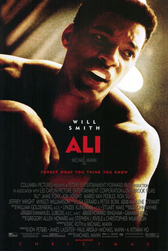 Nominations (2): Best Actor (Will Smith), Supporting Actor (Jon Voight)