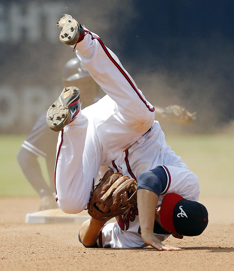 Andrelton Simmons, June 11, 2015.