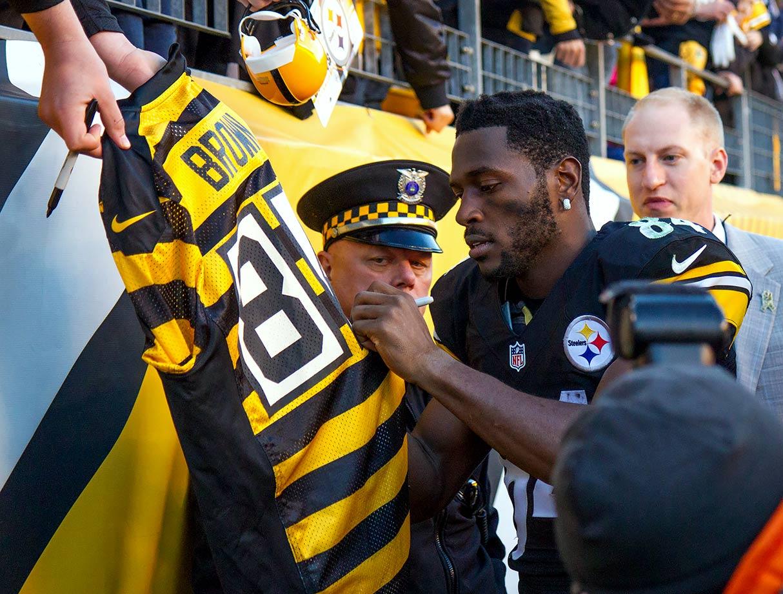 WR, Pittsburgh Steelers