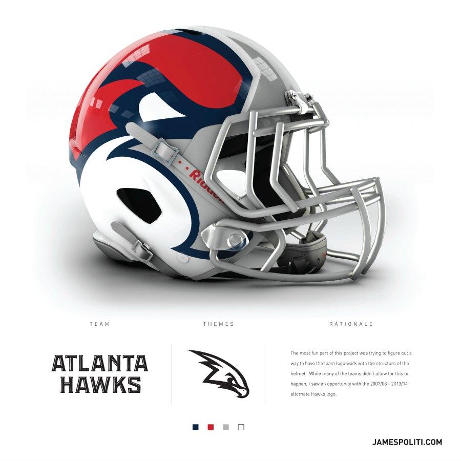 nba teams get nfl helmets from graphic designer sicom