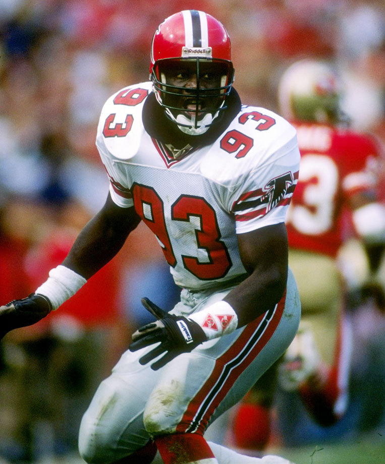 The Falcons have made a lot of bad picks over the years, but this was the worst. Atlanta looked to trade out of the top spot, but no prospect in the '88 draft was compelling enough bait. The Falcons settled with Bruce, and the former Auburn star had four mediocre seasons in Atlanta. He eked out 11 nondescript NFL seasons, starting just 42 games.
