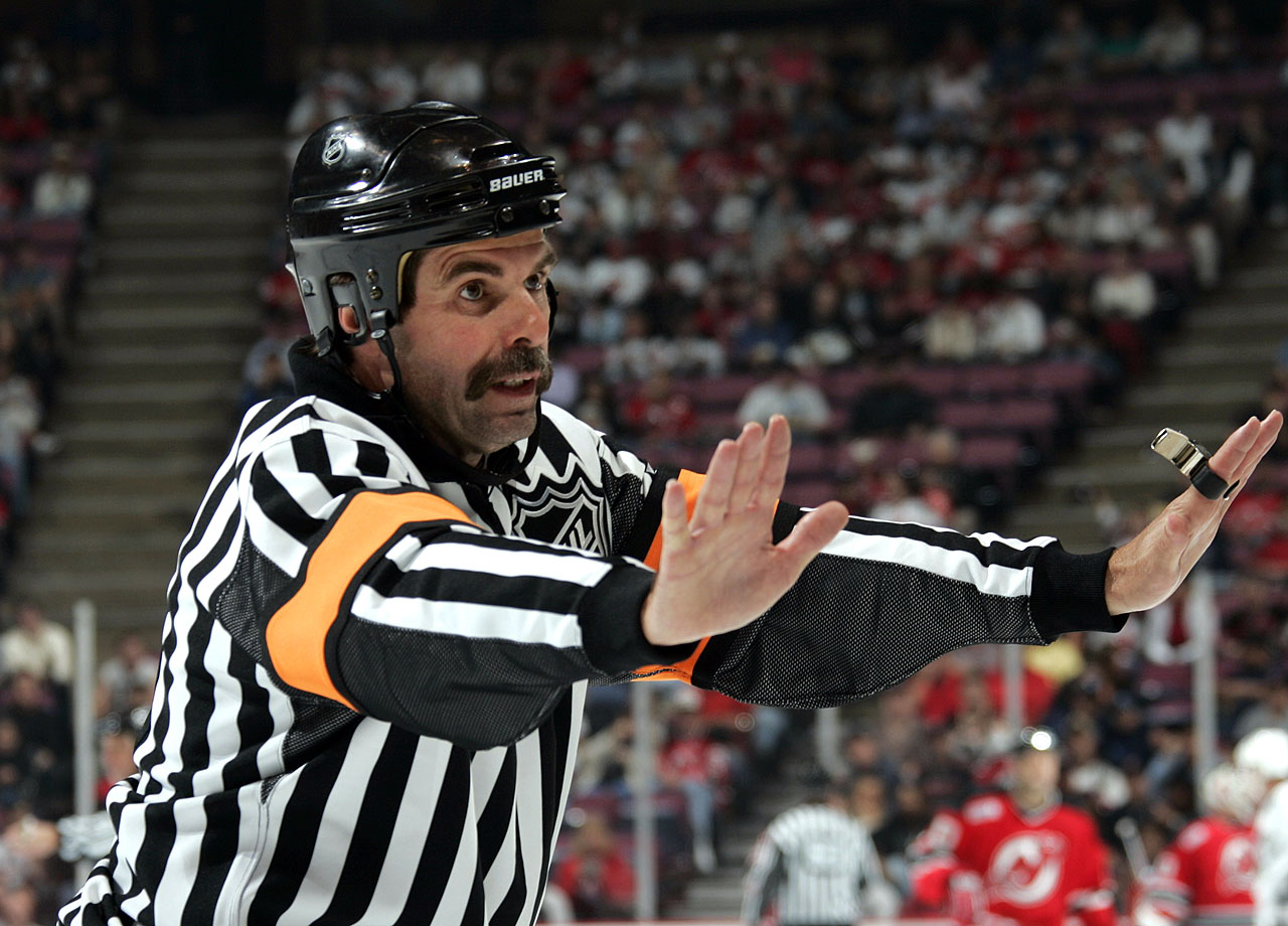 McCreary officiated 1,700 regular season and 297 playoff games from Nov. 1984 to April 2011. His impeccable reputation earned him the right to work 15 Stanley Cup finals as well as the 1998, 2002 and 2010 Winter Olympics, including the gold medal games at all three.