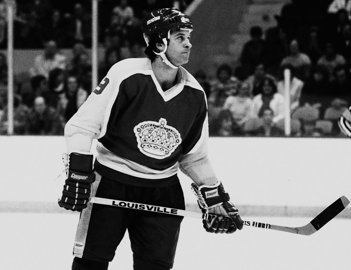 Harris was there right from the start. The top pick in the 1972 draft, he suffered through the 12 and 19-win seasons, then played a key role as the Isles became a playoff team, and then a Cup contender. By rights, he should have been part of the wild celebration after the 5-4 OT victory that clinched New York's first championship. Instead, he watched as Butch Goring, the player he'd been dealt for at the deadline, took his turn skating the Cup around the Nassau Coliseum.