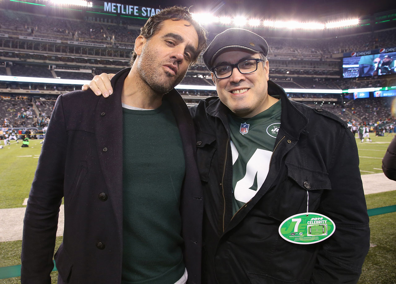 New York Jets vs. Miami Dolphins on Dec. 1, 2014 at MetLife Stadium in East Rutherford, N.J.