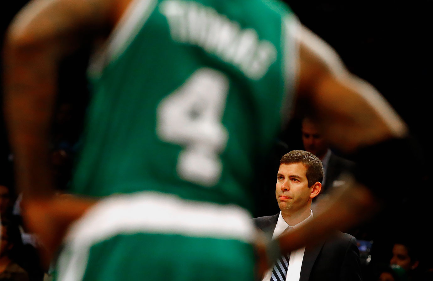 Eventually, people will realize Brad Stevens is really a 17-year-old with incredible PhotoShop skills who made an extremely believable resume in order to get hired, and the Celtics will have to let him go.