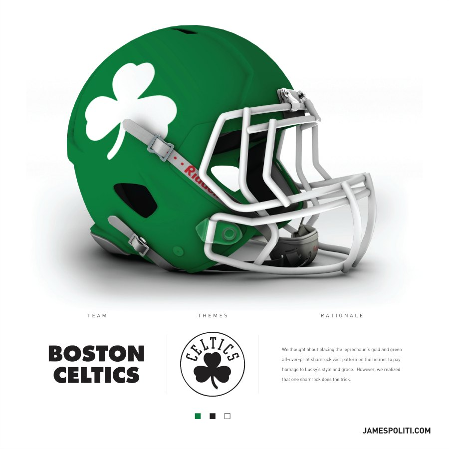 Boston Celtics :: James Politi & Luke Daly