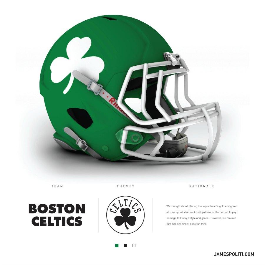 Boston Celtics :: James Politi & Luke Daly