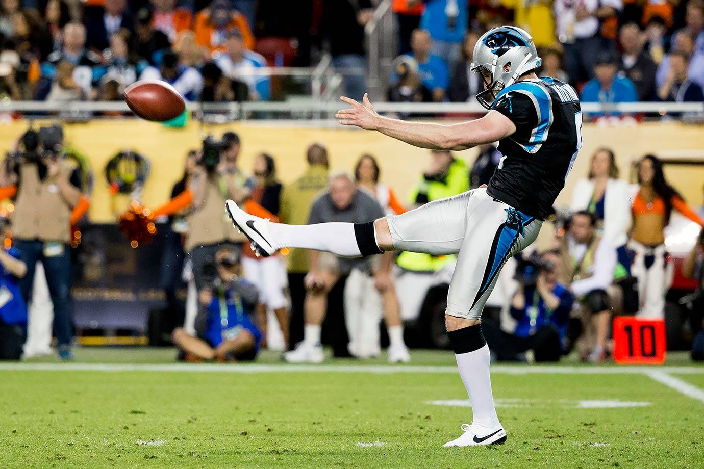 2015 Team: Carolina Panthers — 2016 Team: Jacksonville Jaguars