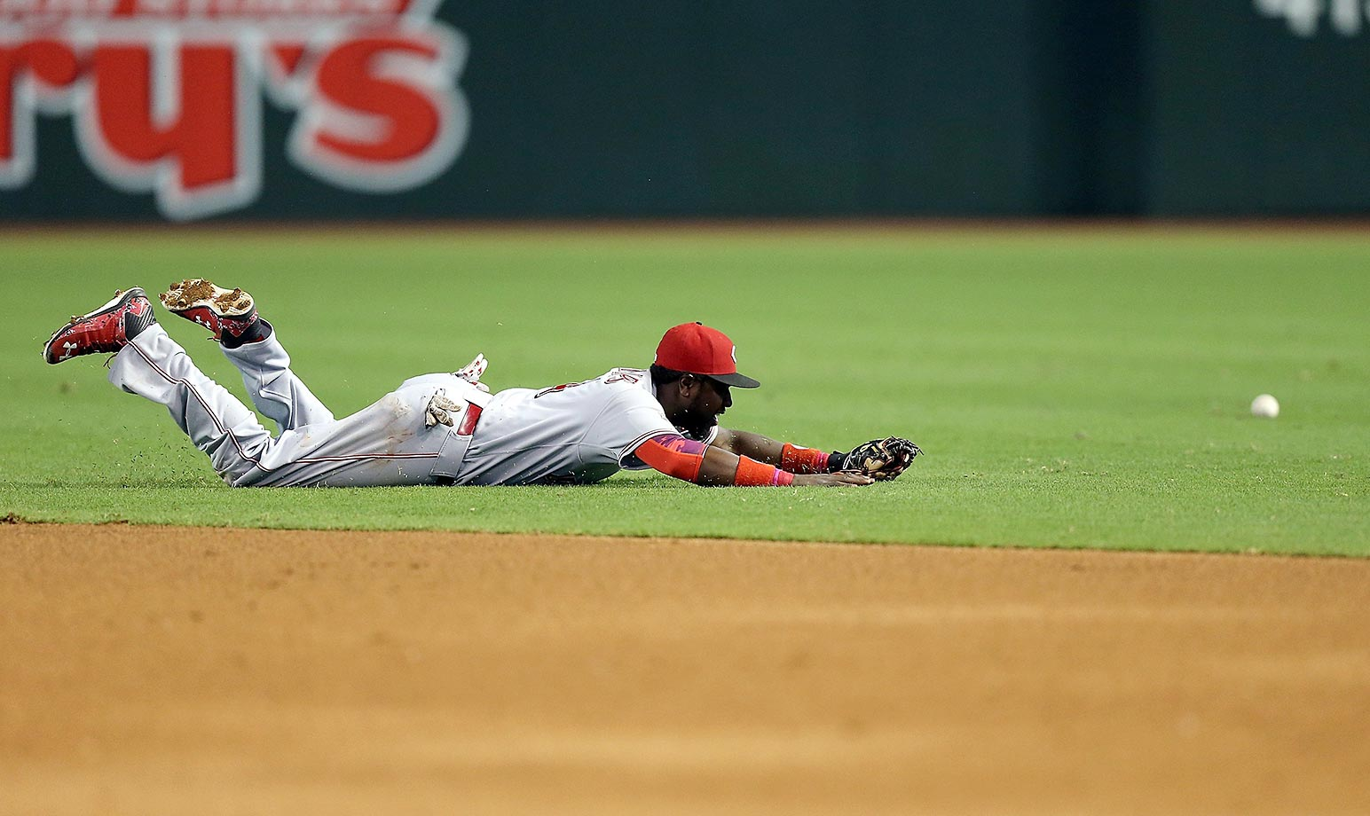 Brandon Phillips, Aug. 9, 2015.