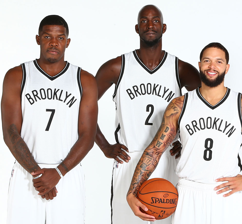 Deron Williams, Joe Johnson, Andrei Kirilenko and Kevin Garnett would be a great foundation in 2005.